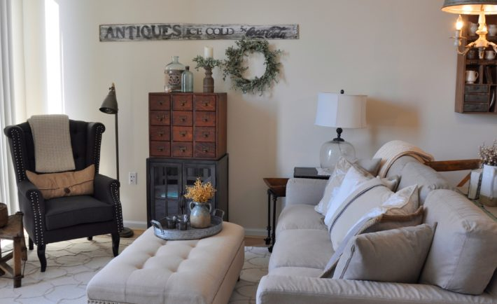 Farmhouse Style Decorating Tips Country Chic Decor